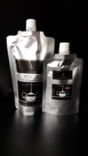 Aero POLISH - Aluminium und Metall Politur 400 ml