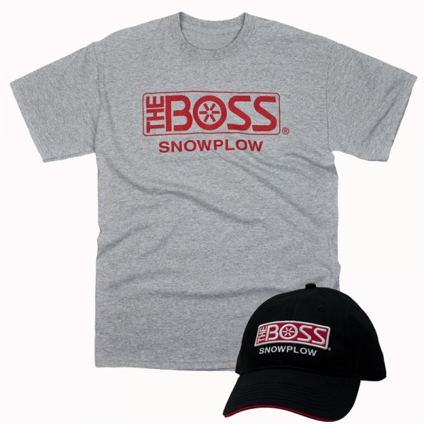 The Boss Hat/Tee Combo