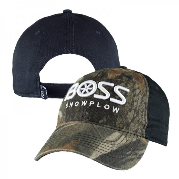 The Boss AP Camo Cap