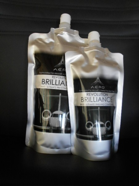AERO Revolution Brilliance 400 ml