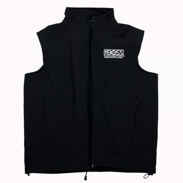 The Boss Soft Shell Vest