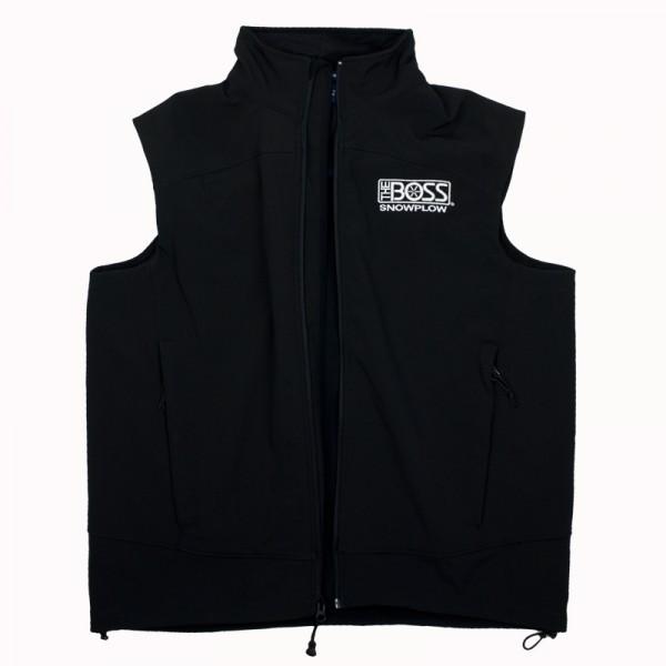 The Boss Soft Shell Vest